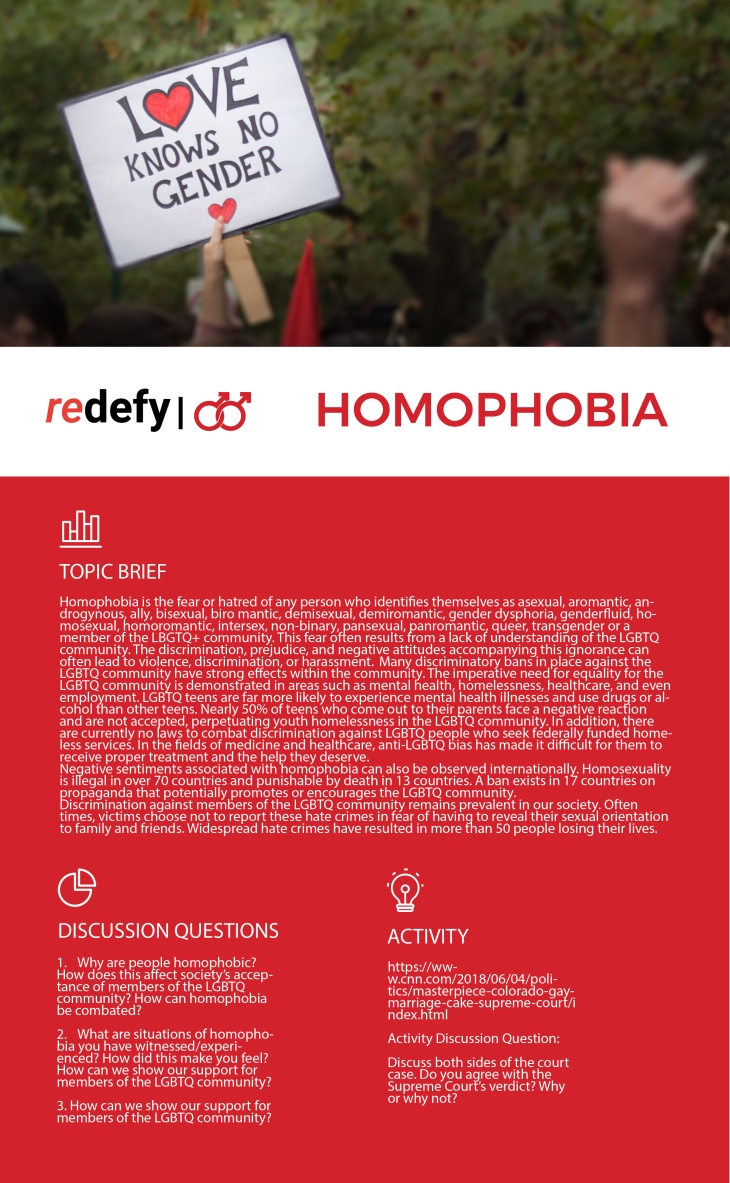 reDefy_Homophobia